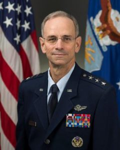 U.S Air Force Surgeon General Lt. Gen. (Dr.) Mark A. Ediger