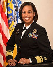 U.S. Public Health Acting Surgeon General Rear Admiral (RADM) Sylvia Trent-Adams