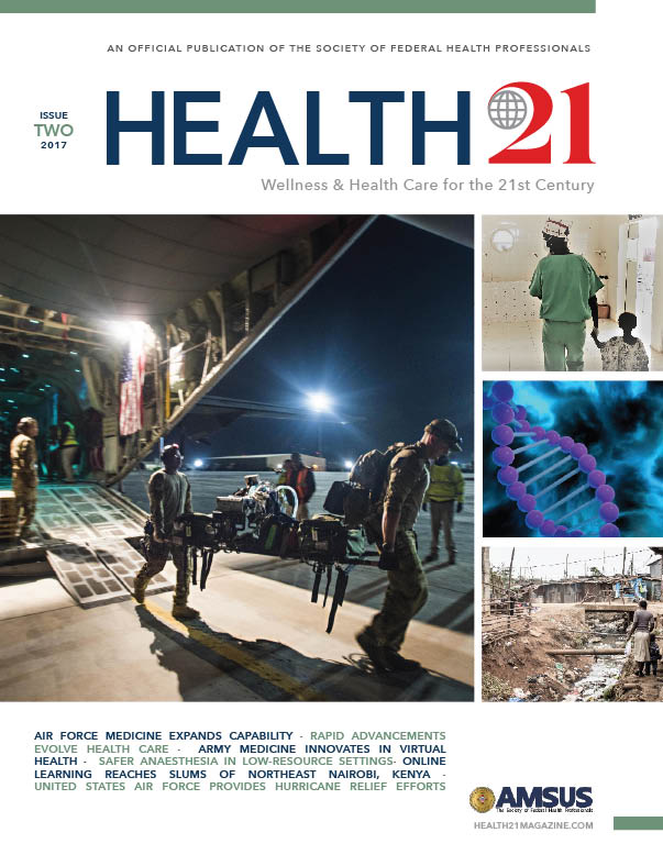 A New Vision of Health, Part 2 Cover